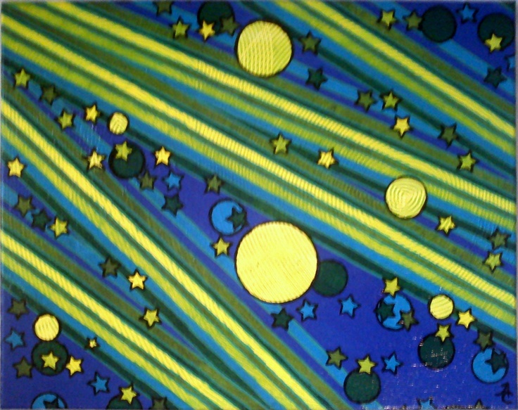 Stripes and Stars Series 2