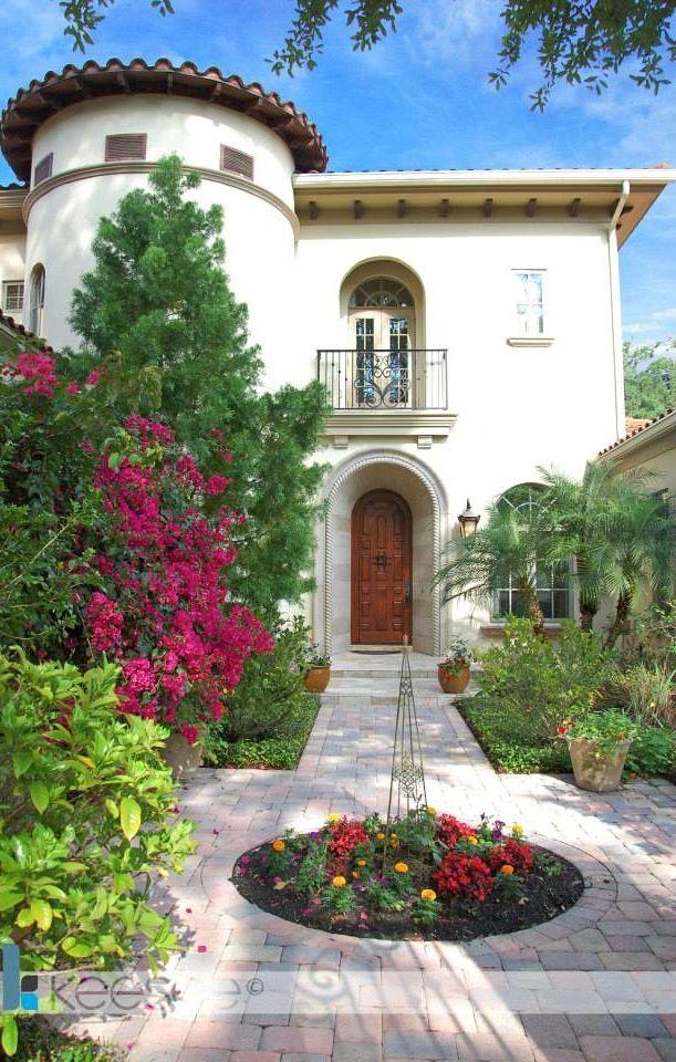 17 Opulent Mediterranean Landscape Designs Are The Daily: Best 25+ Mediterranean Architecture Ideas On Pinterest
