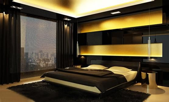 Don't spend much to your bedroom for its beauty by going to expensive decorators. You can make the best bedroom design at affordable price.