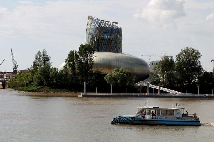 XTU_La Cité du Vin // bus, tram, parking, comment y accéder et s'y garer ? - SudOuest.fr