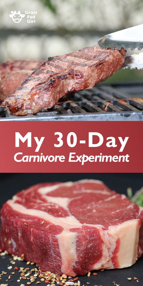 30 Day Carnivore Keto Diet Experiment Results