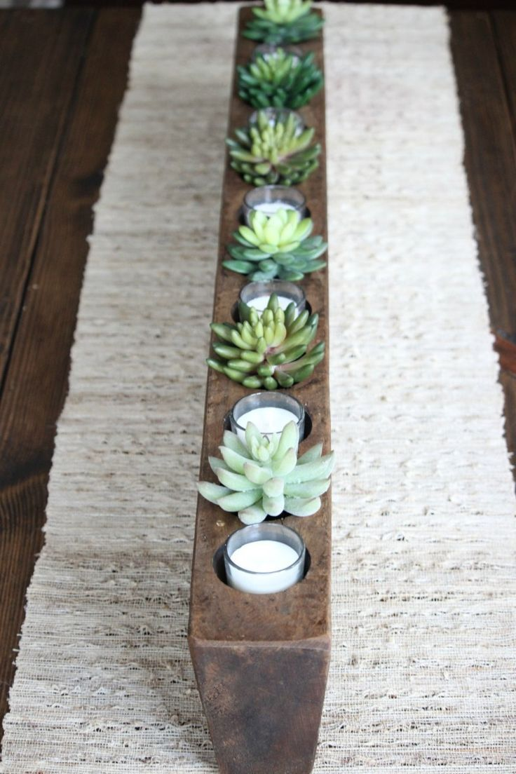 Image Result For Plant Ideas For Patio Table Centerpiece