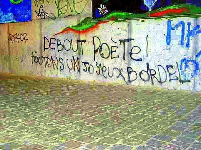 Nouvel article depuis le site littéraire Plume de Poète - Le chant des poètes engagés - Joël Sellesques