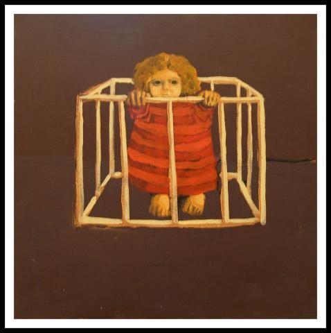 Box | Lovi Mauro (1953) | Figure | Dipinti Contemporanei