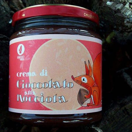 Scoiattolo Rosso - Coltivazione Vendita Nocciole IGP Piemonte