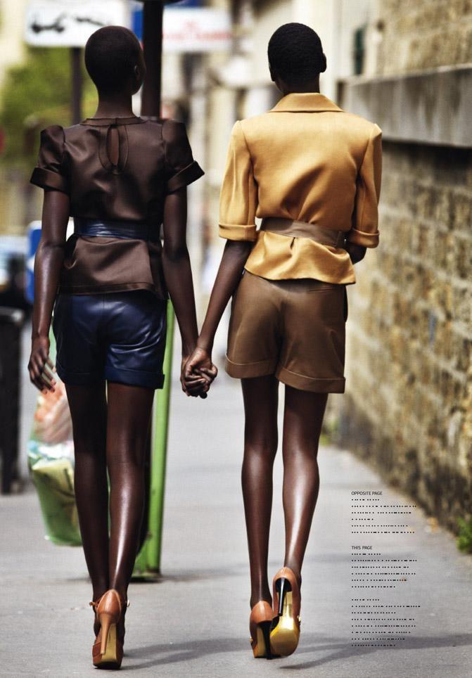 Le Rendez-Vous (Arise Magazine)