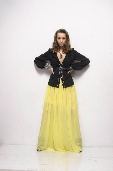 Стильные женские юбки жизнерадостного цвета