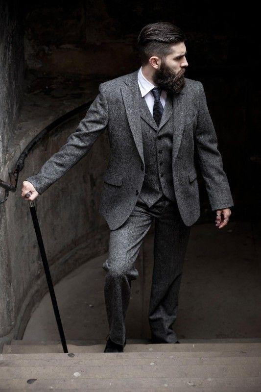 208 best images about suits vests on pinterest tweed. Black Bedroom Furniture Sets. Home Design Ideas