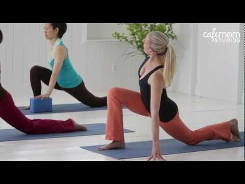 20-Minute Tranquility Yoga Class for Moms - CafeMom Yoga Studio