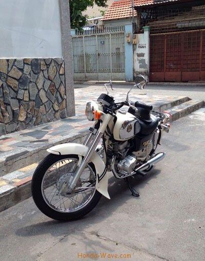 Honda Benley CD 125T 400x508