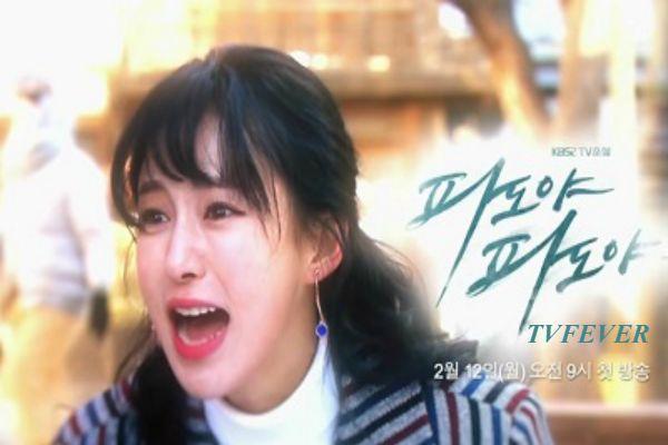 TV Novel: Waves, Waves Korean Drama (2018) Watch Online   TV