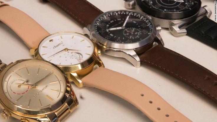 Fossil launches 40 smartwatch hybrids across Kate Spade, Diesel, Armani brands