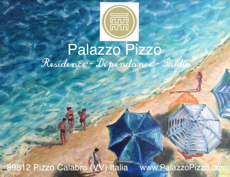 Palazzo Pizzo's new guest postcard