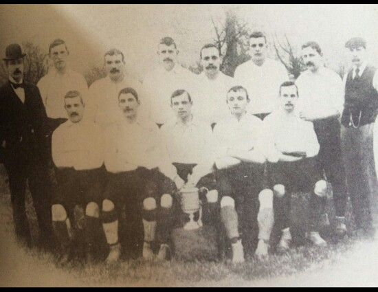 Nottingham Forest FA Cup winners 1898