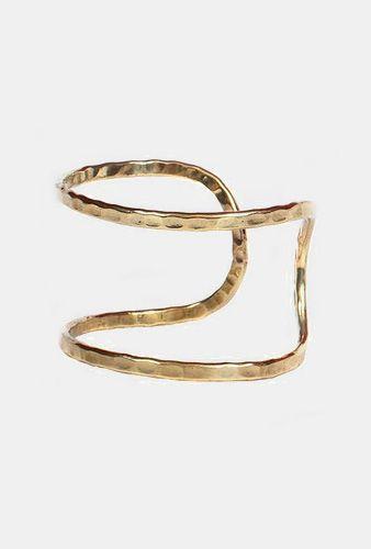 Tropez Cuff Gold