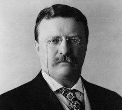 Теодор Рузвельт 25-й и 26-й президент США