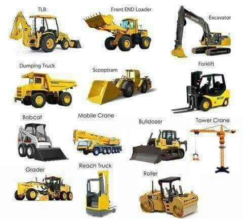31 best images about construction machinery on Pinterest | John ...