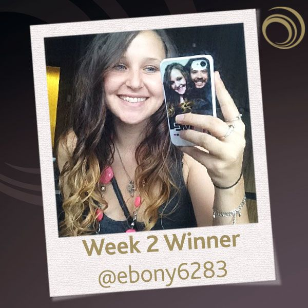 Week 2 winner of our Instagram competition - Have you discovered the Curl Revolution @ebony6283