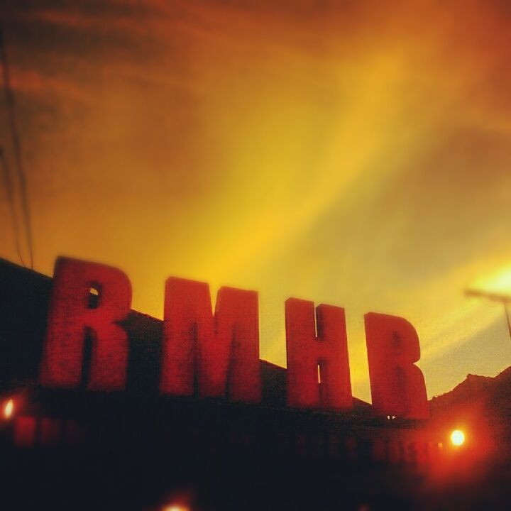Bandung 2013, RMHR dikala senja