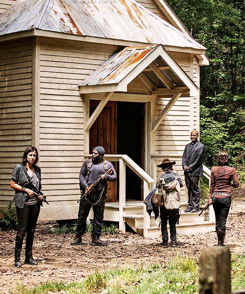 """The Walking Dead 5x02 """"Strangers"""""""