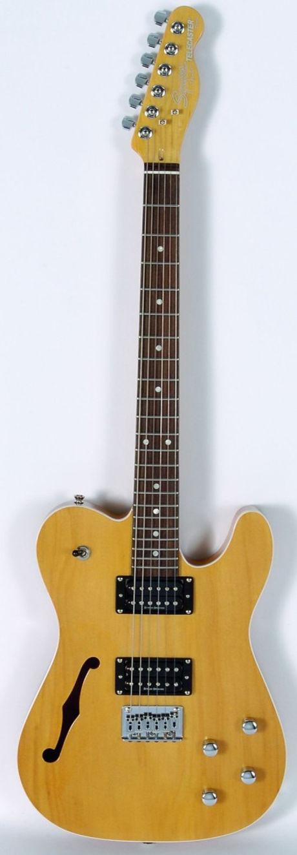 Fender Squier Thinline Telecaster