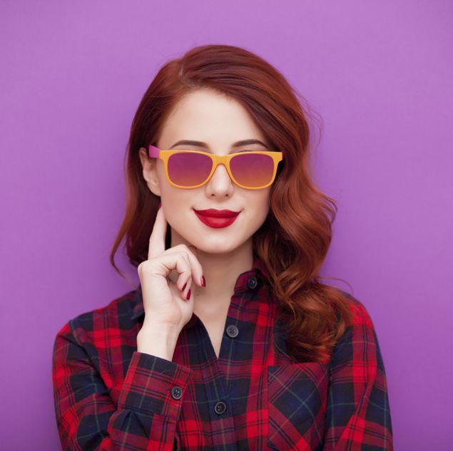 El maquillaje y los accesorios son perfectos para definir tu estilo propio.