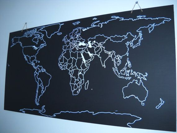 100 best World Map Accessories images on Pinterest  Travel DIY