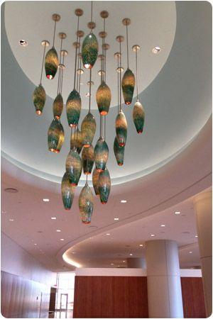 Wimberley glassworks texas childrens pavilion for women custom pendants