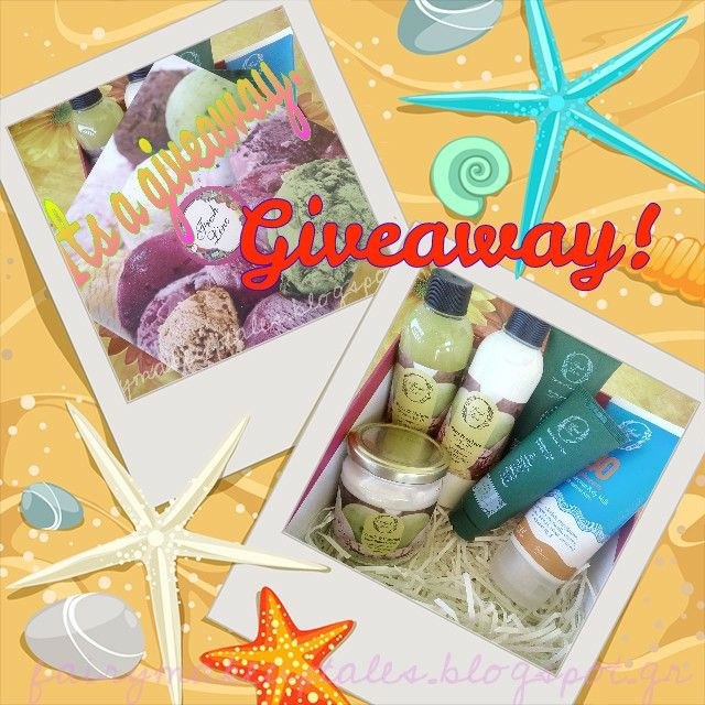 Fairy make-up tales . . . . : Summer Fresh Line Giveaway!