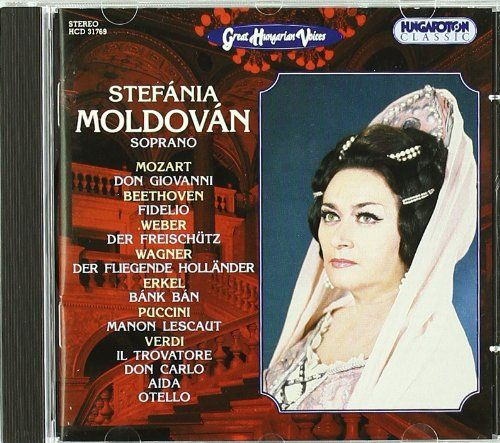 G. Verdi - Great Hungarian Voices: Stef�nia Moldov�n