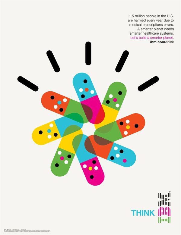 IBM Smarter Planet - Icon Design and Illustration
