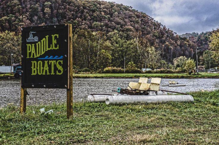 The Haunted and Abandoned Lake Shawnee Amusement Park in West VirginiaLeonard Cooper