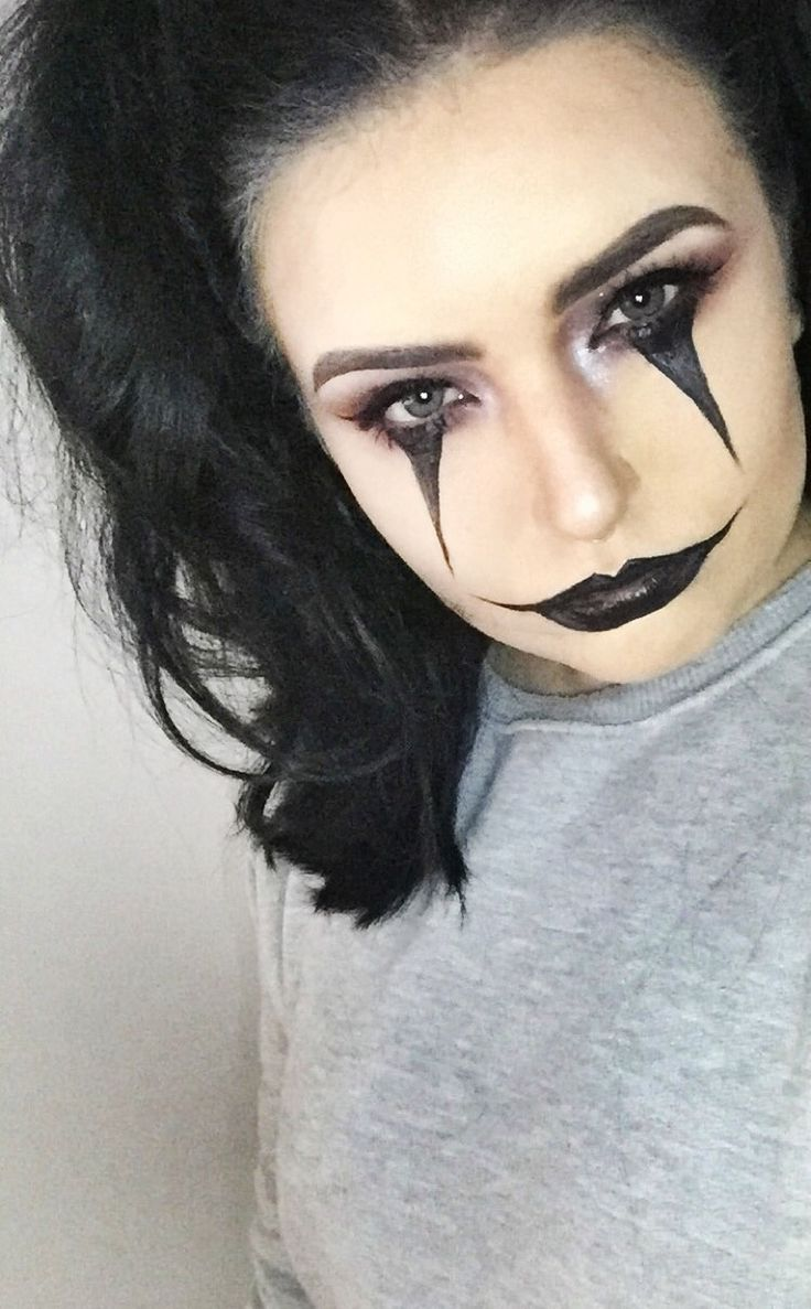 #MakeupByMeg #Jester #Clown