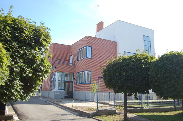 Šmídova vila v Poličce