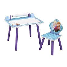 Frozen - Mesa e Cadeira