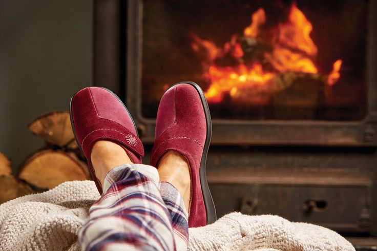 Stay warm and snug in our best-selling slipper Wrap.