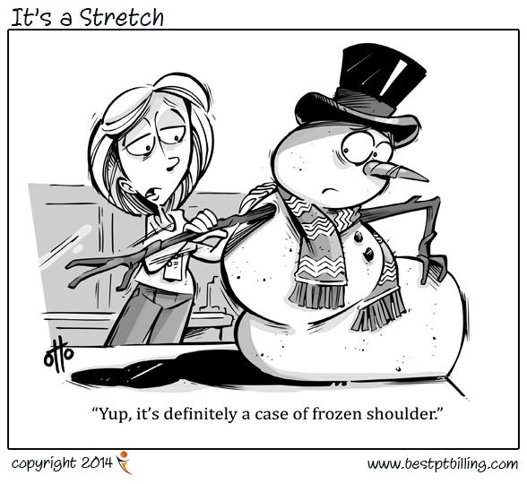 Physical Therapy Cartoon Archives - PT Billing Software