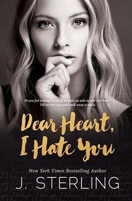 Le plaisir de lire: J. Sterling - Dear Heart, I Hate You eBook