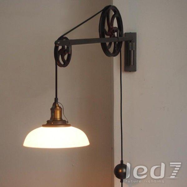 Loft Industry Two Wheel Wall - 1b6664