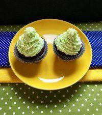Kakaós piskóta muffin formában  Nutri-free Mix per Dolci lisztből