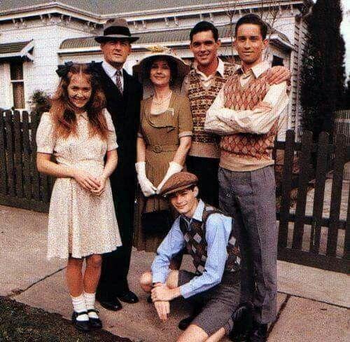 The Sullivans. Australian drama
