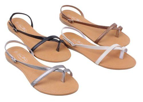love those New Starbay Brand Women's Gladiator Sandals Flats Available in 3 Styles