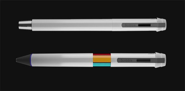 Coming Soon: Revolutionary Color Picker Pen http://landarchs.com/coming-soon-revolutionary-color-picker-pen/
