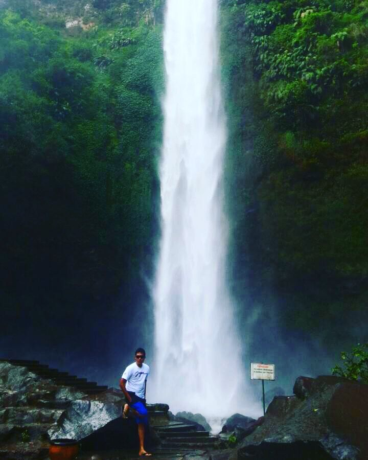 Coban Rondo Waterfall in Batu - East Java...  #waterfall #adventure #travel #traveling #indonesia #java #eastjava #nature