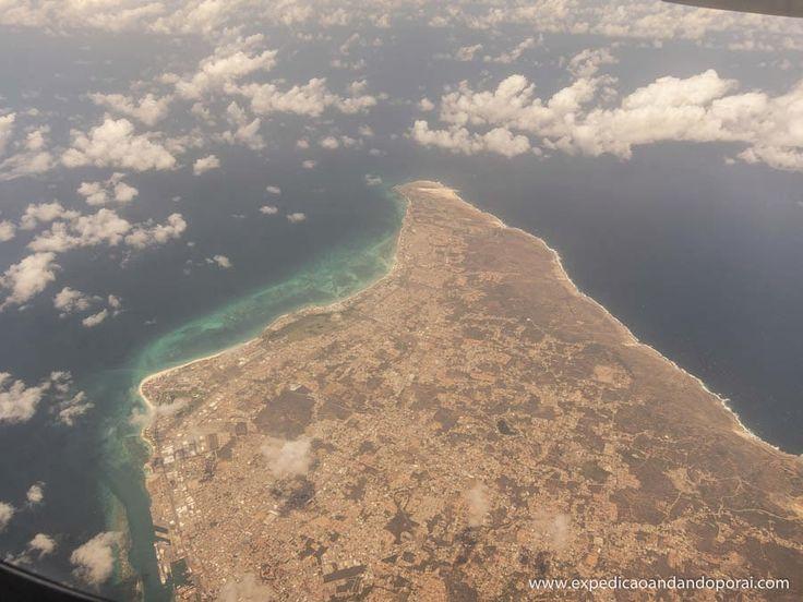 EXPEDIÇÃO ANDANDO POR AÍ...: Chegando em Curaçao