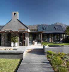 Silverhurst Manor #cape #vernacular #architecture