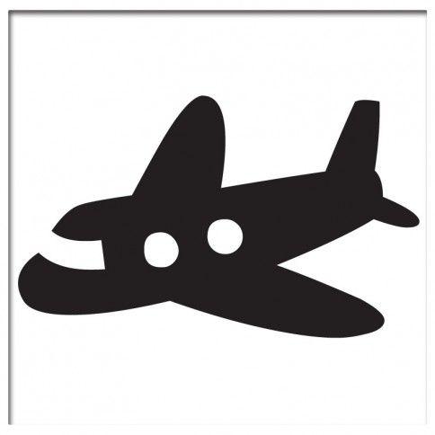 Strijkapplicatie Vliegtuig