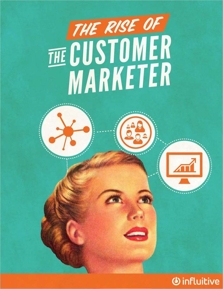The Rise of the Customer Marketer