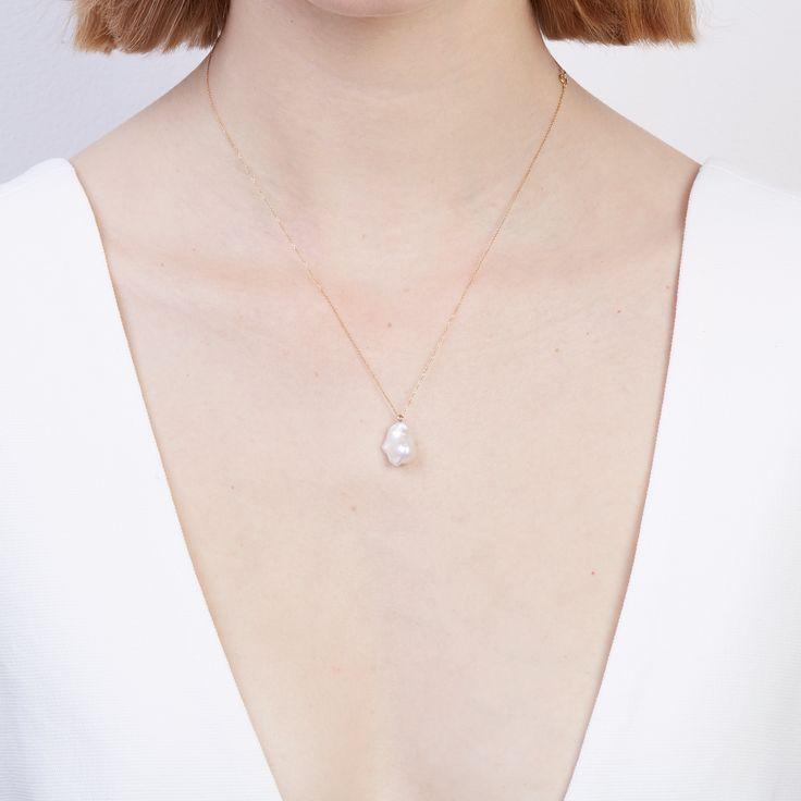 The Baroque Necklace by SARAH & SEBASTIAN