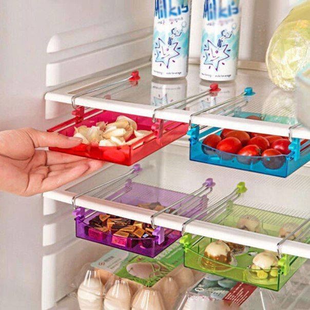Cool Retractable container in the fridge for $3.76